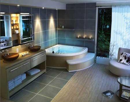 Để phòng tắm luôn sạch sẽ chúng ta cần làm gì?