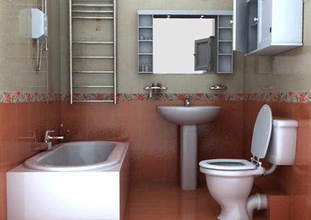 Cách bố trí thiết bị vệ sinh cho nhà có người cao tuổi