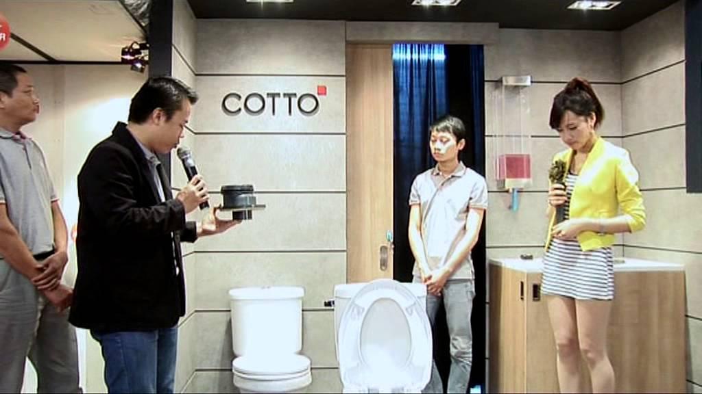 Thiết bị vệ sinh cotto- Sự lựa chọn số 1 cho phòng tắm gia đình bạn!