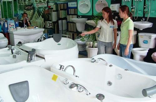Sen vòi Cotto nhập khẩu chính hãng tại Thái Lan
