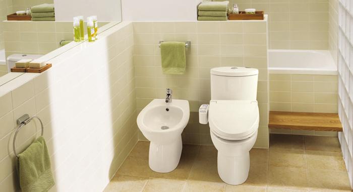 Mẹo nhỏ giúp vệ sinh thiết bị vệ sinh cotto