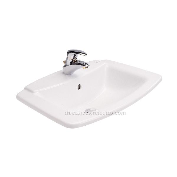 Chậu rửa đặt bàn Cotto C0110