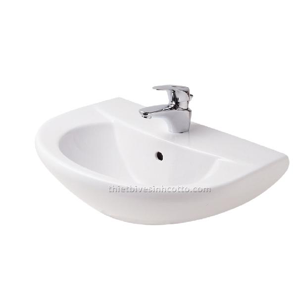 Chậu rửa treo tường Cotto C014