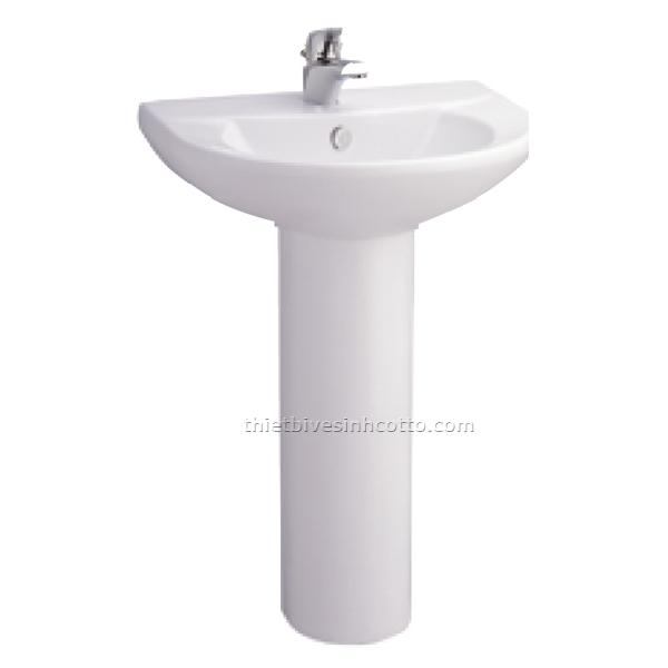 Chậu rửa chân dài Cotto C014-C411