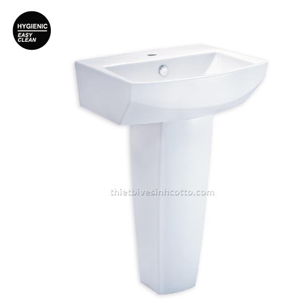 Chậu rửa chân dài Cotto C01517-C4150