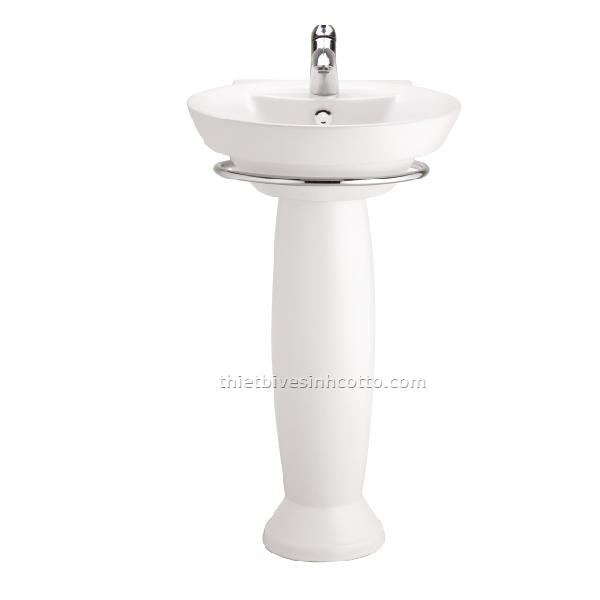 Chậu rửa chân dài Cotto C0285-C4285