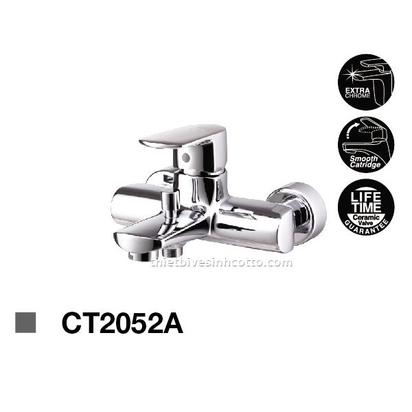 Sen tắm nóng lạnh gắn tường Cotto CT2052A