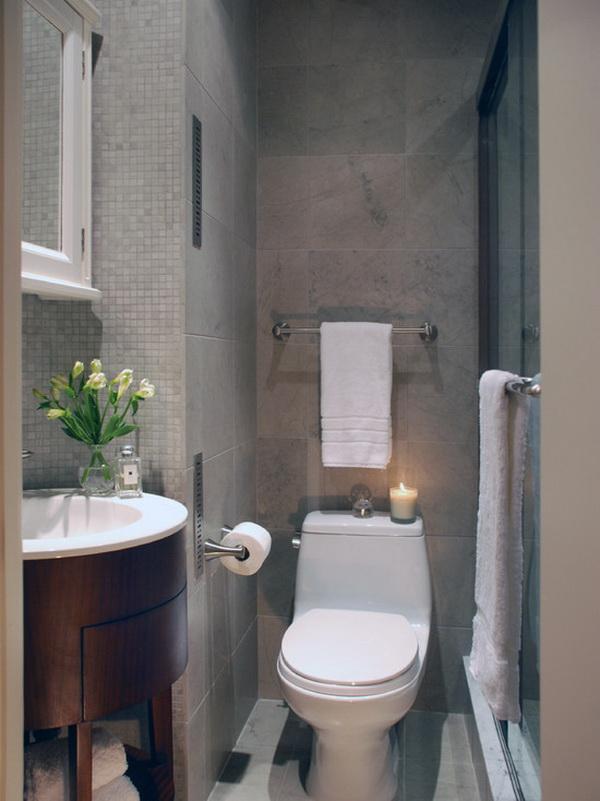 Giới thiệu 6 cách giúp phòng tắm nhỏ hẹp trở nên rộng rãi, tiện nghi hơn