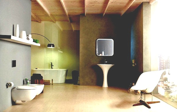Thiết bị vệ sinh Cotto tại Hải Phòng mang vẻ đẹp hiện đại