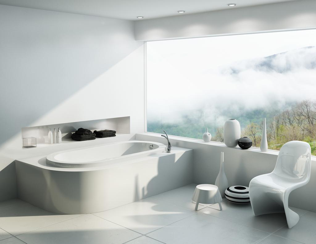 Những bước làm sạch thiết bị vệ sinh phòng tắm