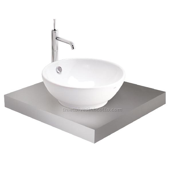 Chậu rửa đặt bàn Cotto C0015