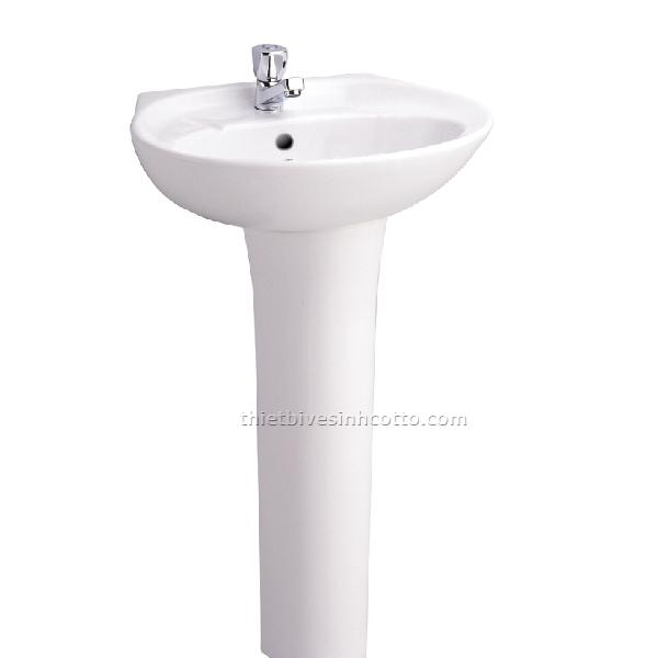 Chậu rửa chân dài Cotto C013-C404