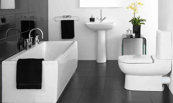 Thiết bị vệ sinh Cotto giúp đổi mới không gian phòng tắm gia đình bạn!